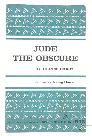 Jude The Obscure: Hardy, Thomas