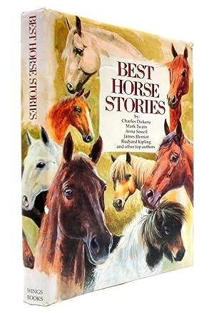 Best Horse Stories: Dickens, Charels; Twain,