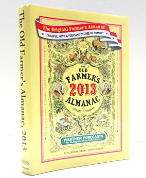 The Old Farmer's Almanac 2013: Almanac, Old Farmer's