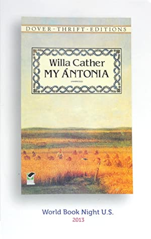 the use of nature throughout willa cathers my antonia