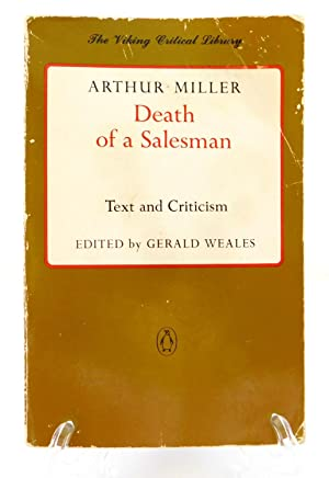 critical essay on death of salesman