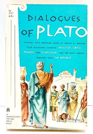 Dialogues of Plato: Apology, Crito, Phaedo, Symposium,: PLATO
