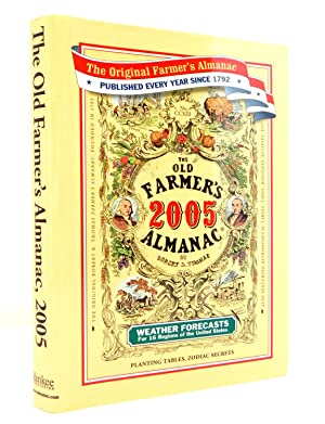 The Old Farmer's Almanac 2005: Almanac, Old Farmer's