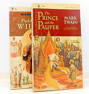 Two Mark Twain Paperbacks: The Prince and: TWAIN, MARK