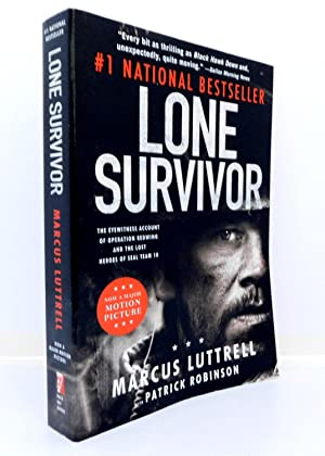 Lone Survivor: The Eyewitness Account of Operation: Luttrell, Marcus