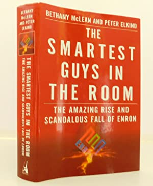 Smartest Guys in the Room: The Amazing: McLean, Bethany; Elkind,