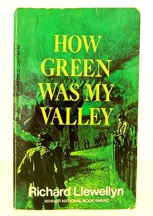 How Green Was My Valley: Llewellyn, Richard