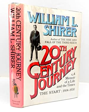 20th Century Journey: A Memoir of a Life and the Times, The Start: 1904-1930