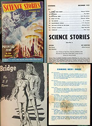 Science Stories (December 1953, Issue 2)