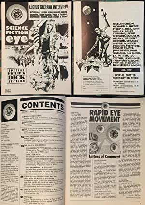 Science Fiction Eye Philip K Dick Special (Volume 1, No. 2, August 1987)