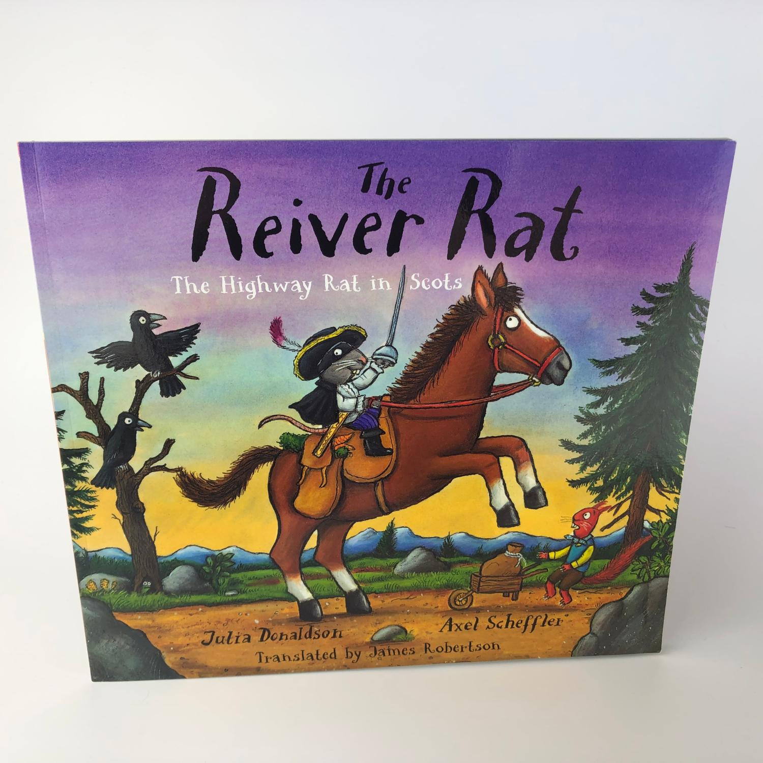 The_Reiver_Rat_Julia_Donaldson_Bon_Couverture_souple