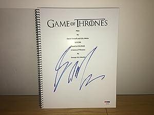 Game of Thrones Pilot Script: George R R
