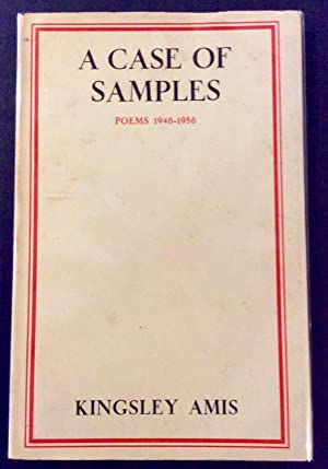 A Case of Samples - Poems 1946-1956