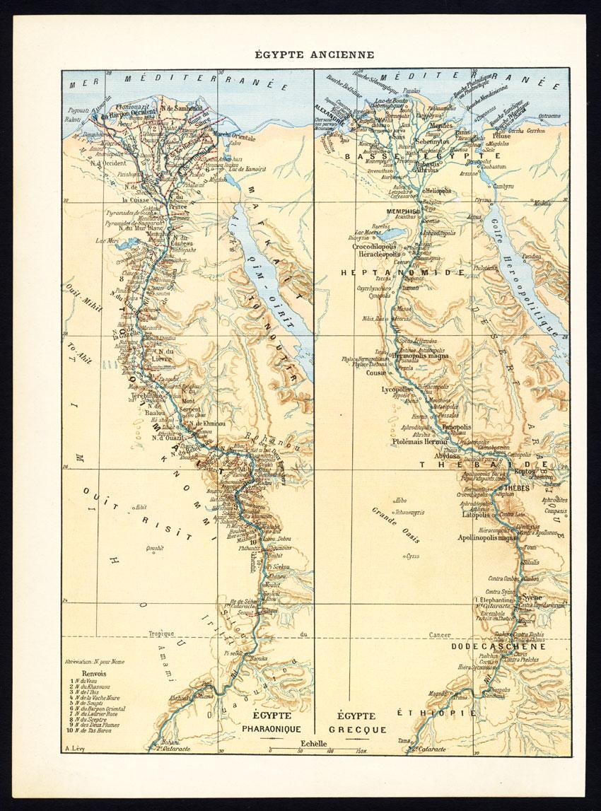 Antique Maps-MODERN AND ANCIENT ...