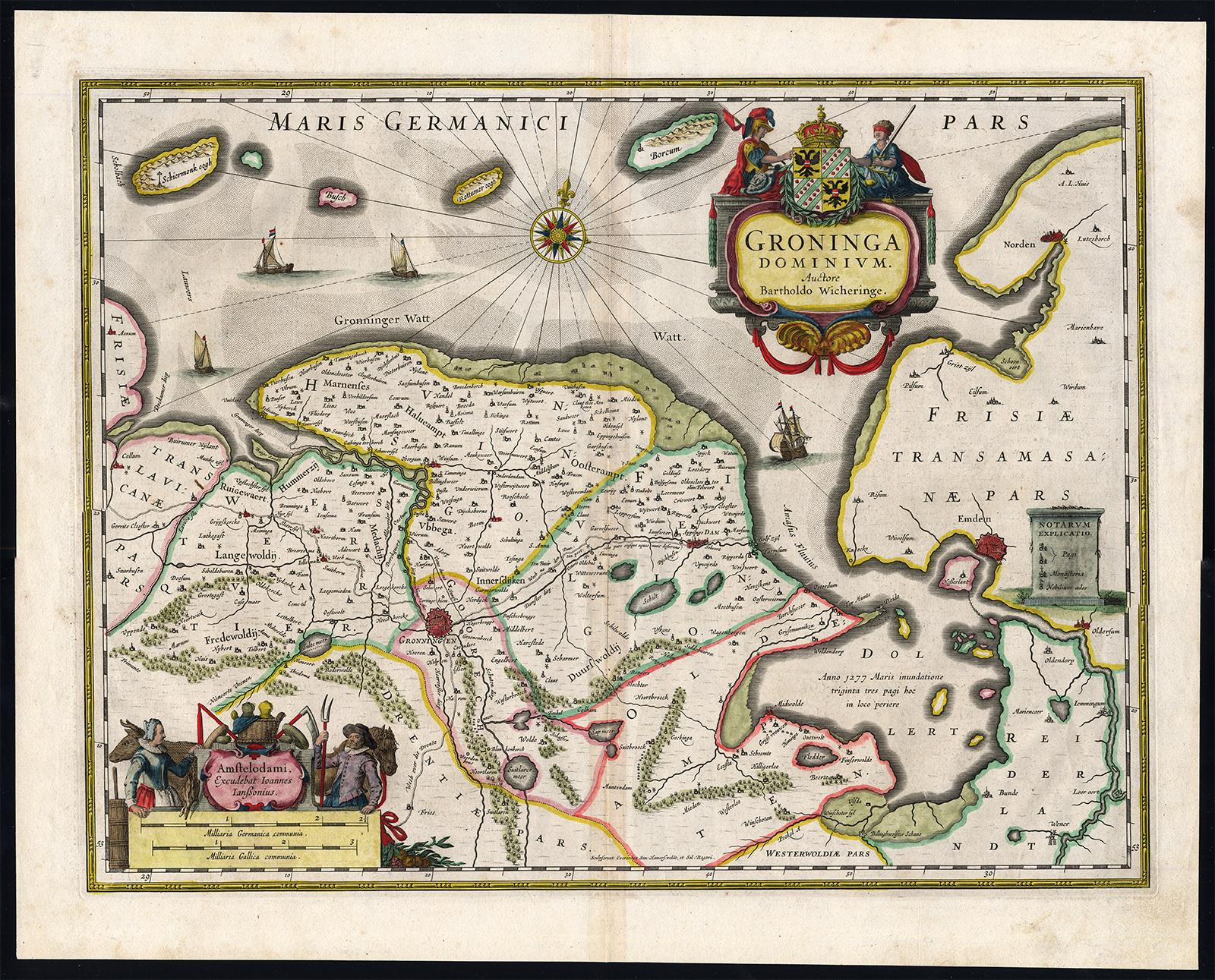 Antique Map-THE ...
