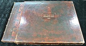 Antique Book-EMBLEMATA SACRA-BIBLE-Borcht-Barrefelt (Hiel)-1653