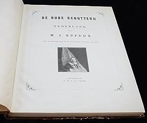 Antique Book-OUDE SCHUTTERIJ IN NEDERLAND-Hofdijk-[1874]