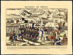 Antique Print-RIVOLI-BATTLE-NAPOLEONTIC-Pellerin-1912