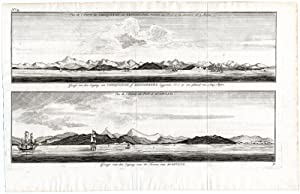 Antique Print-COASTAL VIEWS-CHEQUETAN-ACAPULCO-MEXICO-Anson-1765