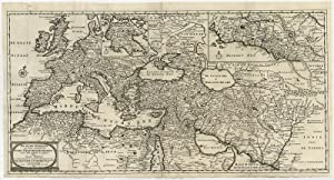 Antique Map-EUROPE-ASIA-MIDDLE EAST-PALESTINE-Wetstein-Suikers-1728
