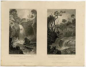 Antique Print-WALES-ENGLAND-GLAMORGANSHIRE-VALE OF NEATH-Gastineau-Tingle-1831