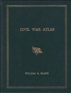 Civil War Atlas: Scaife, William R.
