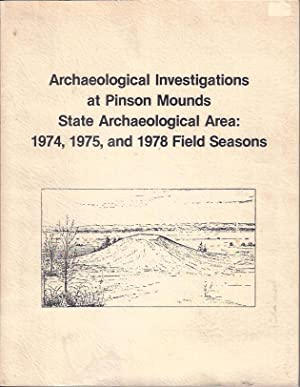 Archaeological Investigations At Pinson Mounds State Archaeological: Mainfort, Robert C.