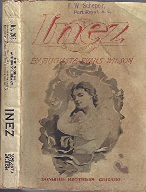 Inez: A Tale of the Alamo: Wilson, Augusta Evans