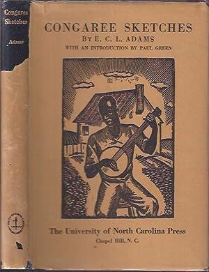 Congaree Sketches: Adams, E. C. L.