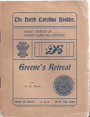 Greene's Retreat Great Events in North Carolina History: Hill, Daniel Harvey