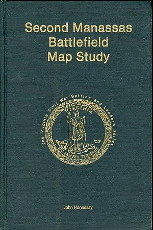 Second Manassas Battlefield Map Study: Hennessy, John