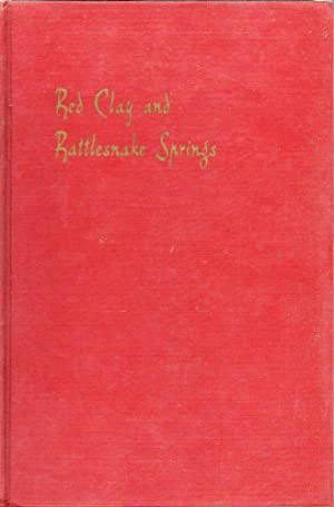 Red Clay and Rattlesnake Springs A History: Corn, James Franklin