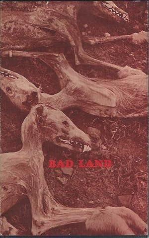 Bad Land: Braun, Richard Emil