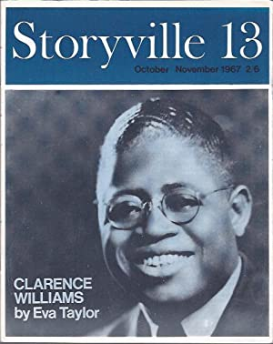 Storyville 13, October-November 1967: Wright, Laurie (ed.)