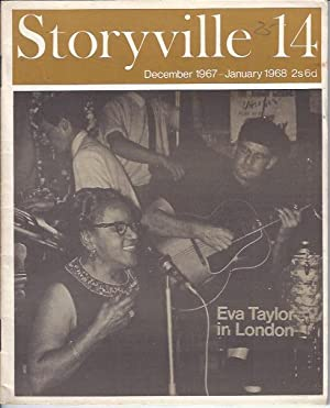 Storyville 14, December 1967-January 1968: Wright, Laurie (ed.)