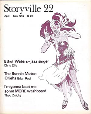 Storyville 22, April - May 1969: Wright, Laurie (ed.)