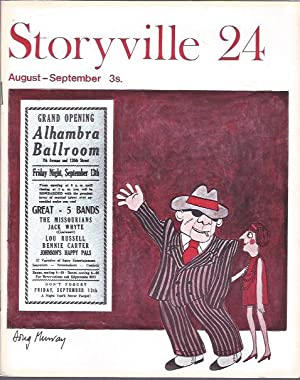 Storyville 24, August - September 1969: Wright, Laurie (ed.)