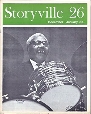 Storyville 26, December 1969 - January 1970: Wright, Laurie (ed.)