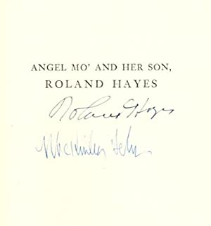 Angel Mo' and Her Son Roland Hayes: Helm, McKinley