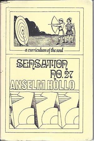 Sensation: Hollo, Anselm