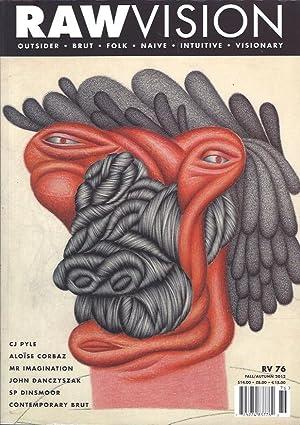 Raw Vision 76: Maizels, John (ed.)