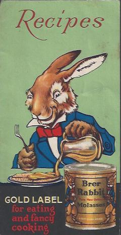 Brer Rabbit Molasses Ad: Penick and Ford