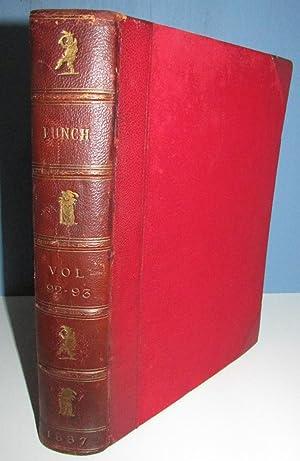 Punch, or the London Charivari, 1887: Various