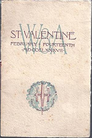 Planting the Guns on Kennesaw (Cover Title: St. Valentine February Fourteenth 1887): W & A