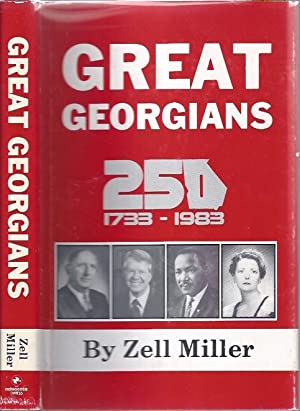 Great Georgians: Miller, Zell