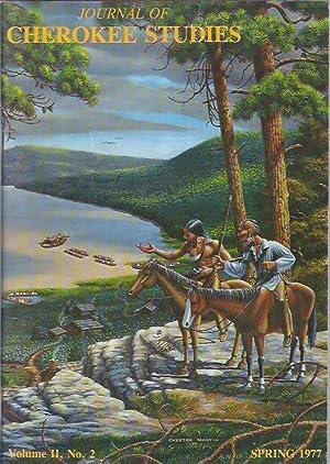 Journal of Cherokee Studies, Spring 1977: King, Duane H.