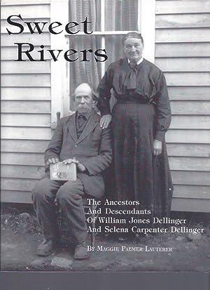 Sweet River: The Ancestors and Descendants of: Lauterer, Maggie Palmer