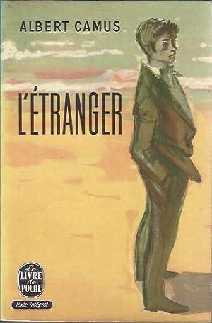 L'Etranger: Camus, Albert