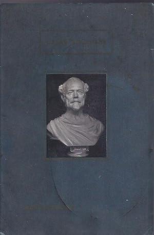 Ceremonies Unveiling of the Bust of Joseph Eggleston Johnston Great Virginians: Pollard, Jiohn, ...