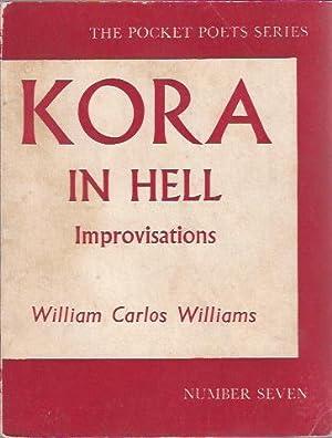 Kora in Hell : Improvisations: Williams, William Carlos
